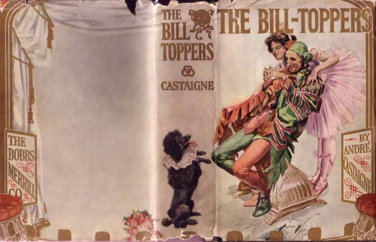 The Bill-Toppers (CIRCUS FICTION). Andre CASTAIGNE