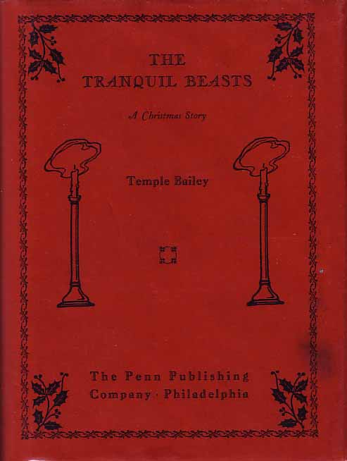 The Tranquil Beasts. Temple BAILEY