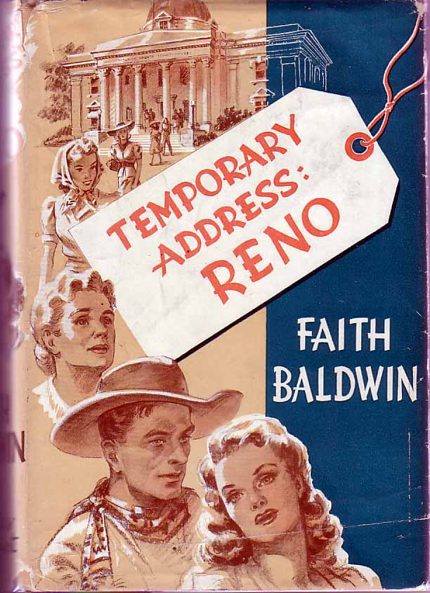 Temporary Address: Reno. Faith BALDWIN.