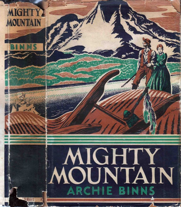 Mighty Mountain. Archie BINNS
