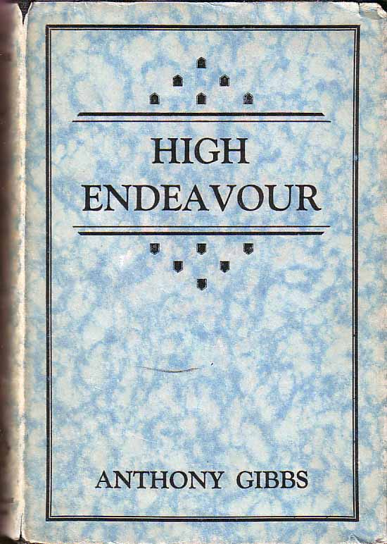 High Endeavour. Anthony GIBBS