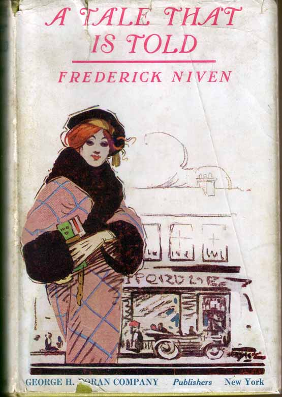 A Tale That is Told. Frederick NIVEN