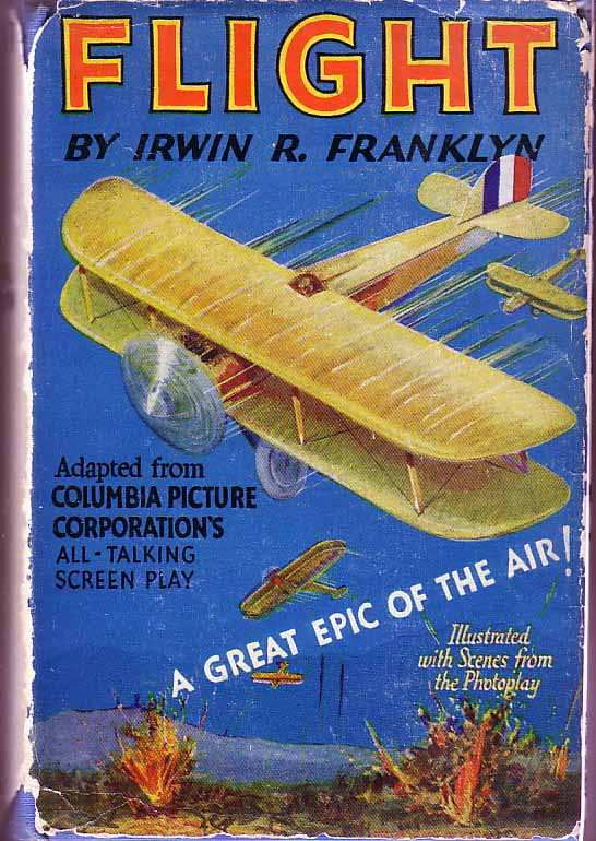 Flight. Irwin R. FRANKLYN