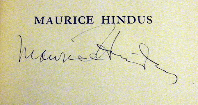 The Great Offensive. Maurice HINDUS