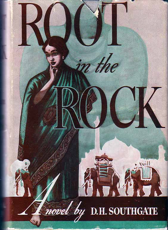 Roots The Saga Of An American Family: Root In The Rock. An Indian Saga