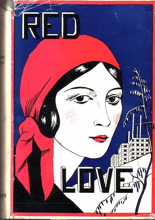 Red Love. Alexandria KOLLONTAY.