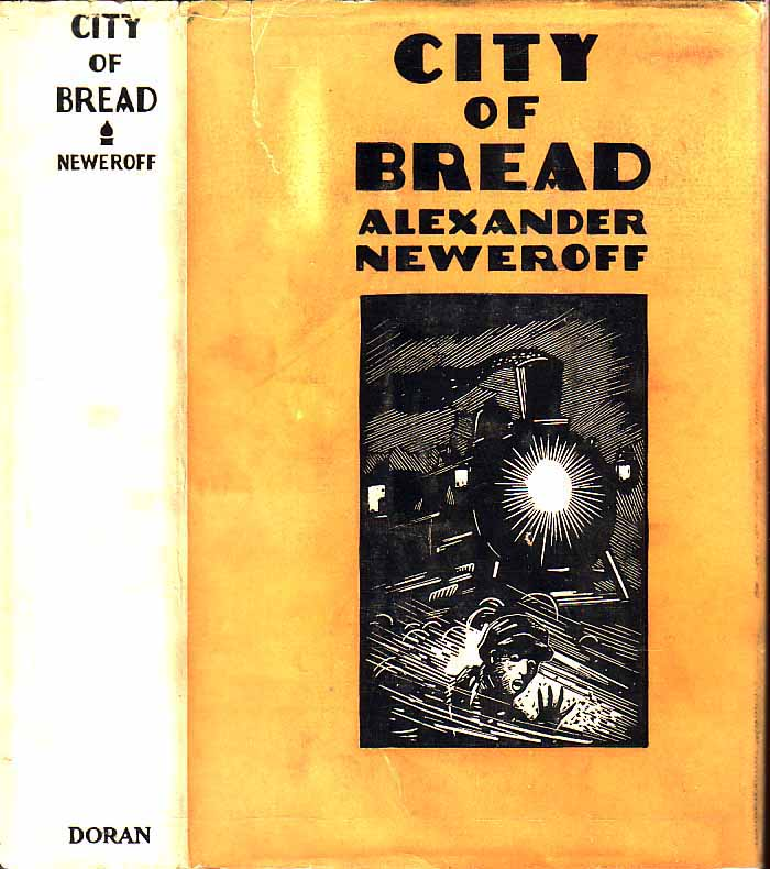 City of Bread. Alexander NEWEROFF