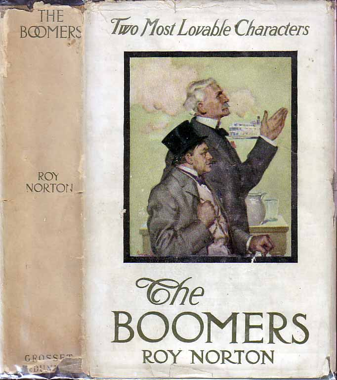 The Boomers. Roy NORTON.