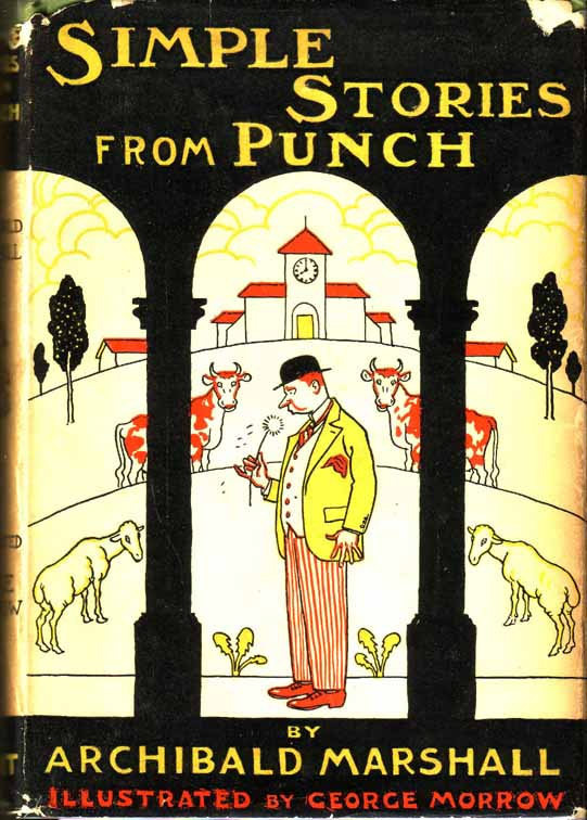 "Simple Stories from ""Punch. Archibald MARSHALL"