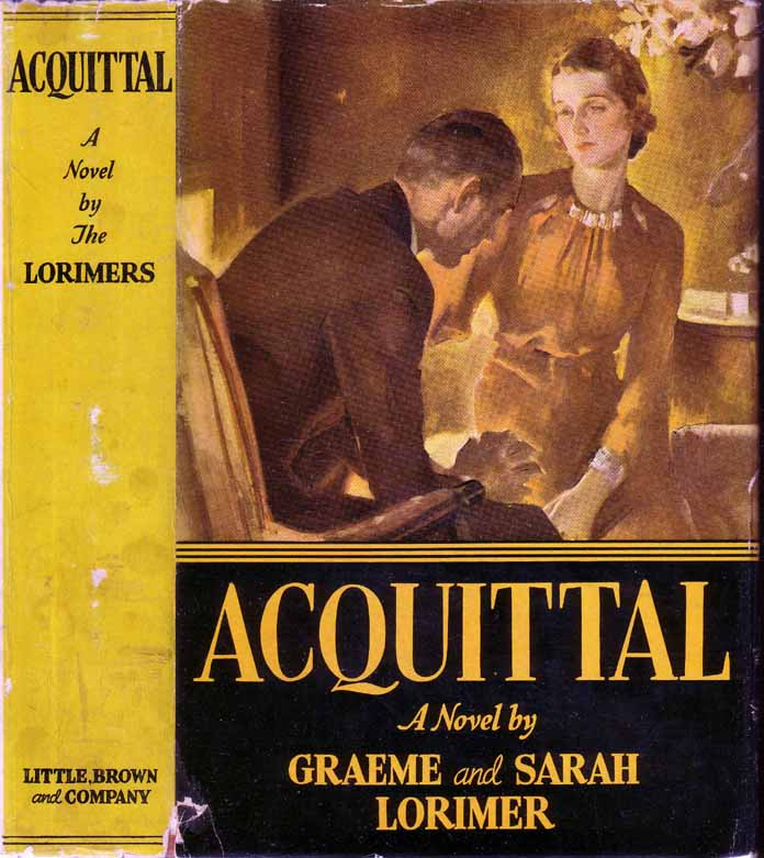 Acquittal. Graeme and Sarah LORIMER.