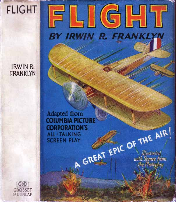 Flight. Irwin R. FRANKLYN.