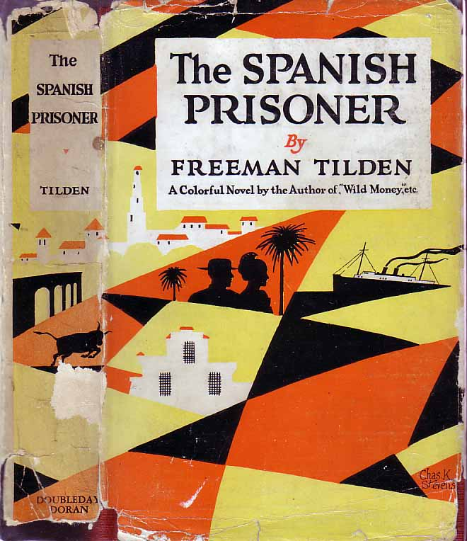 The Spanish Prisoner. Freeman TILDEN.