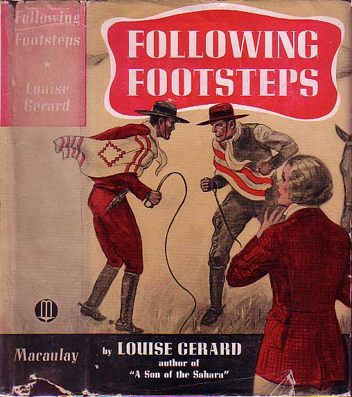 Following Footsteps. Louise GERARD.