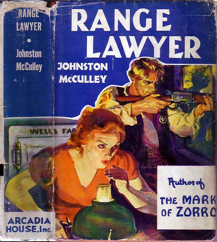 Range Lawyer. Johnston McCULLEY