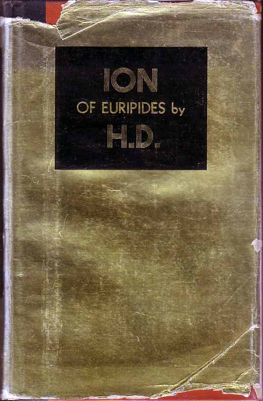 Ion. EURIPIDES, H D.