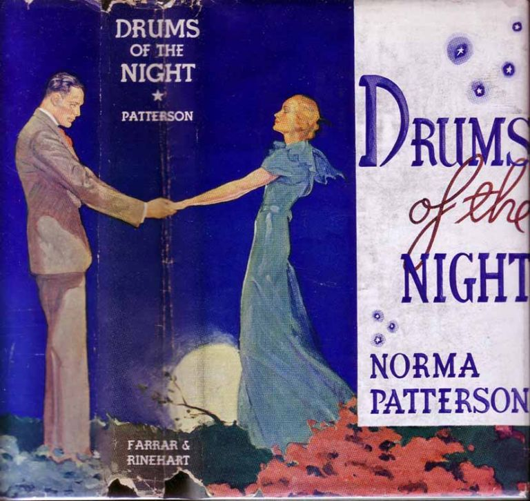 Drums of the Night. Norma PATTERSON.