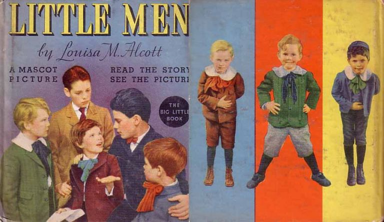 Little Men. Louisa May ALCOTT.