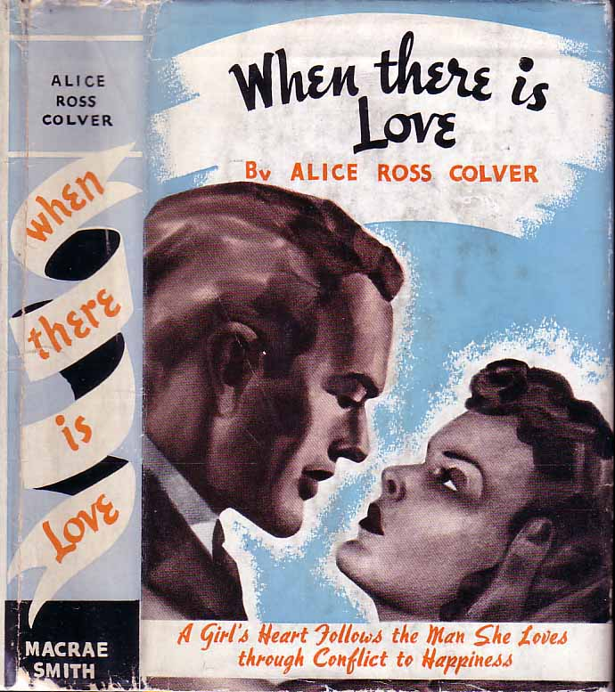 When There is Love. Alice Ross COLVER