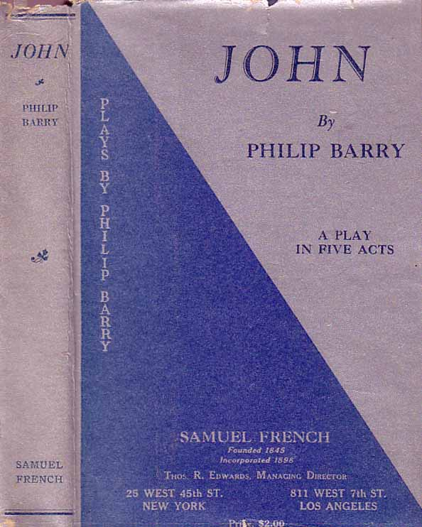 John. Philip BARRY