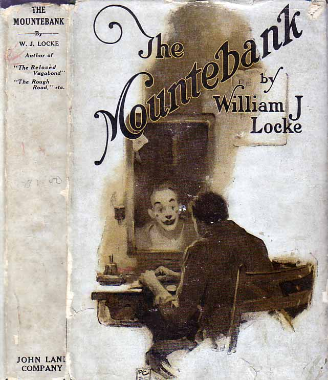 The Mountebank. William J. LOCKE
