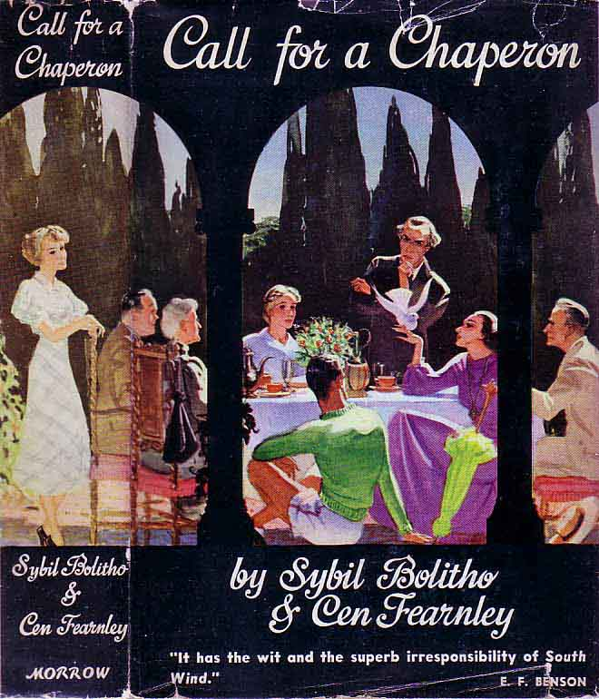 Call for a Chaperon. Sybil BOLITHO, Cen FEARNLEY.