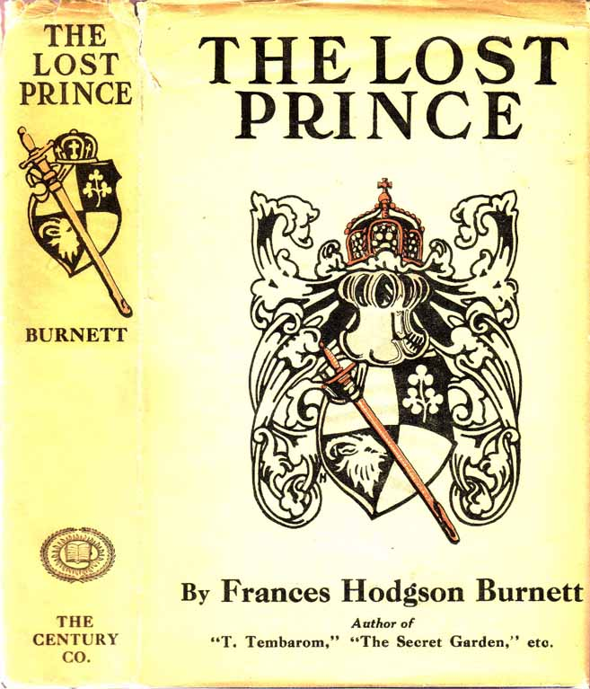 The Lost Prince. Frances Hodgson BURNETT
