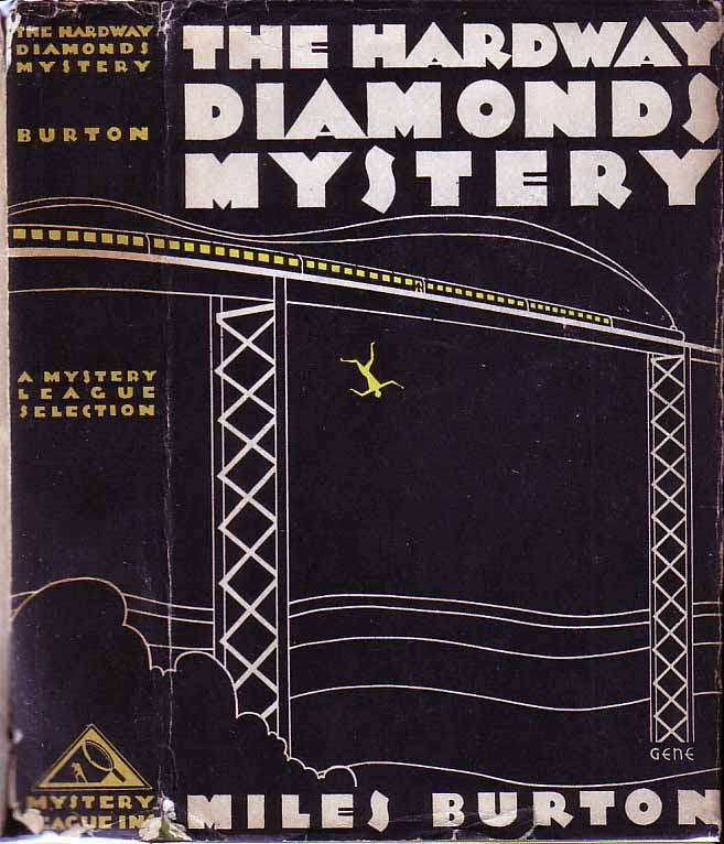 The Hardway Diamonds Mystery. Miles BURTON.