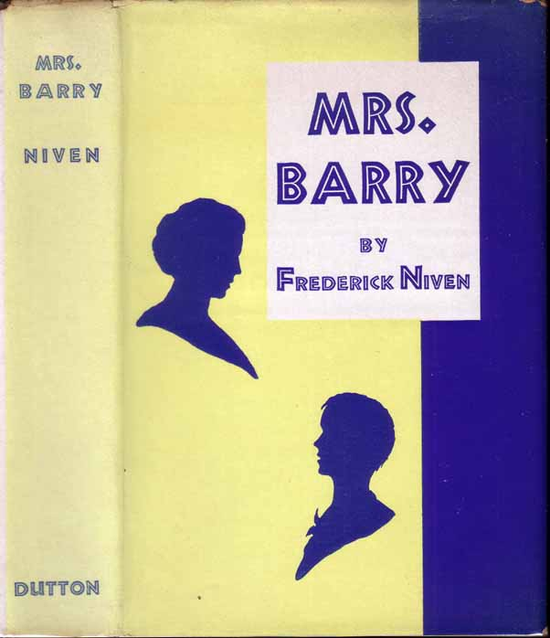 Mrs. Barry. Frederick NIVEN