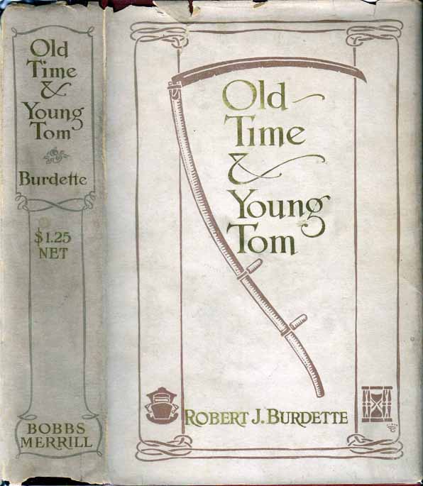 Old Time and Young Tom. Robert J. BURDETTE
