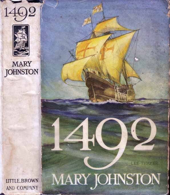 1492. Mary JOHNSTON.
