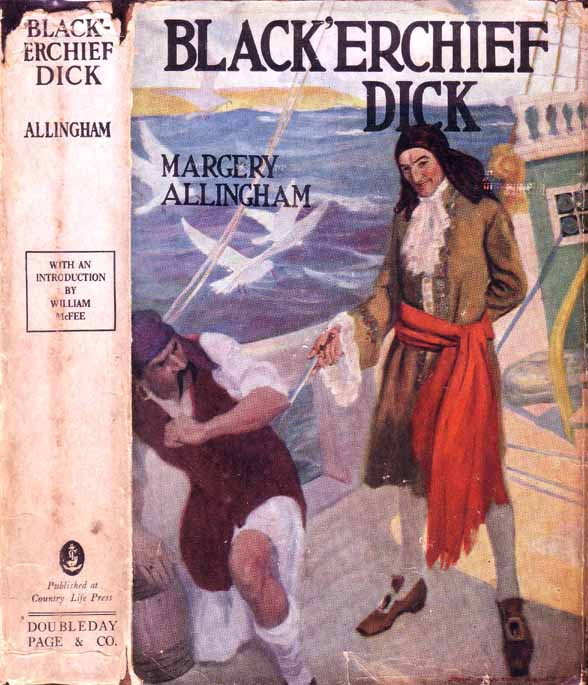 Black'erchief Dick. Margery ALLINGHAM.