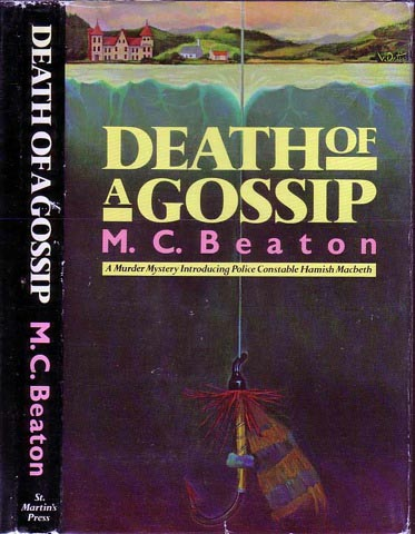 Death of a Gossip. M. C. BEATON