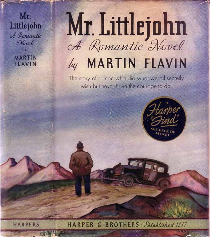 Mr. Littlejohn. Martin FLAVIN.