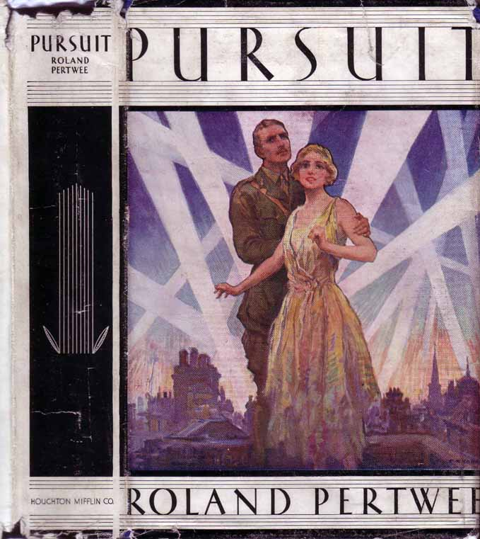 Pursuit. Roland PERTWEE