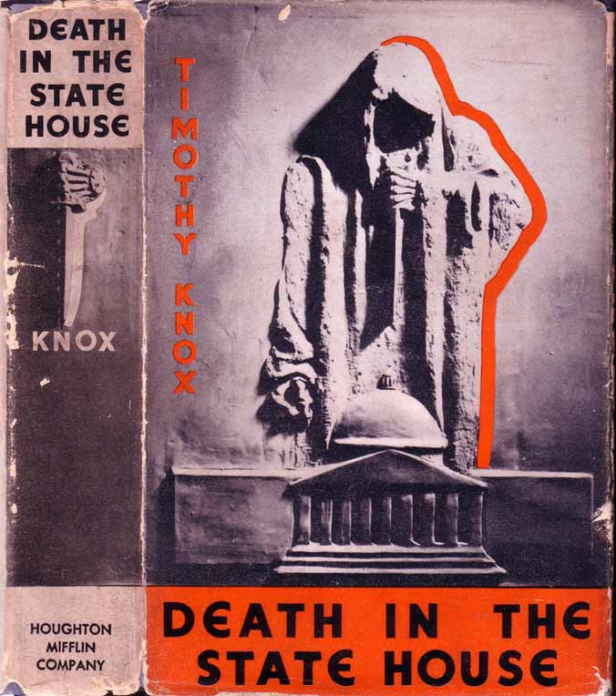 Death in the State House. Tomothy KNOX