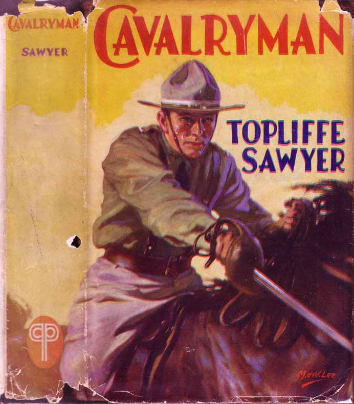 Cavalryman. Topliffe SAWYER