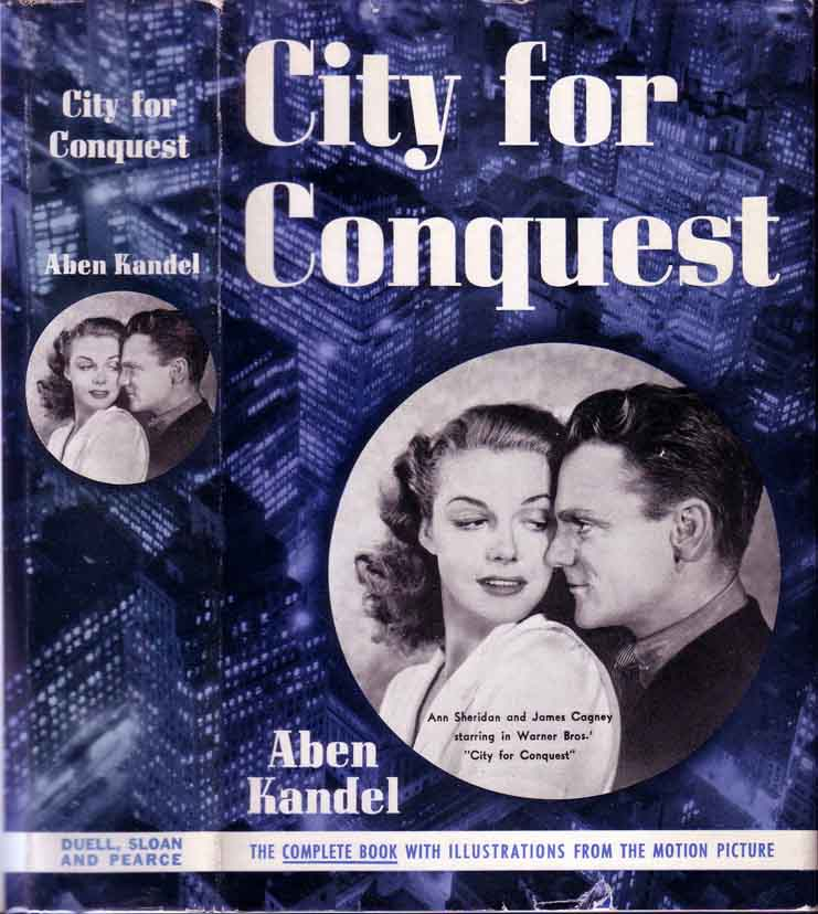City For Conquest. Aben KANDEL