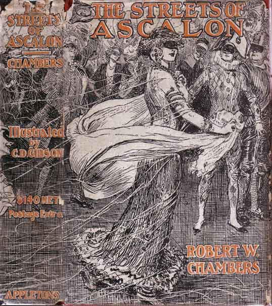 The Streets of Ascalon. Episodes in the Unfinished Career of Richard Quarren, Esqre. Robert W....