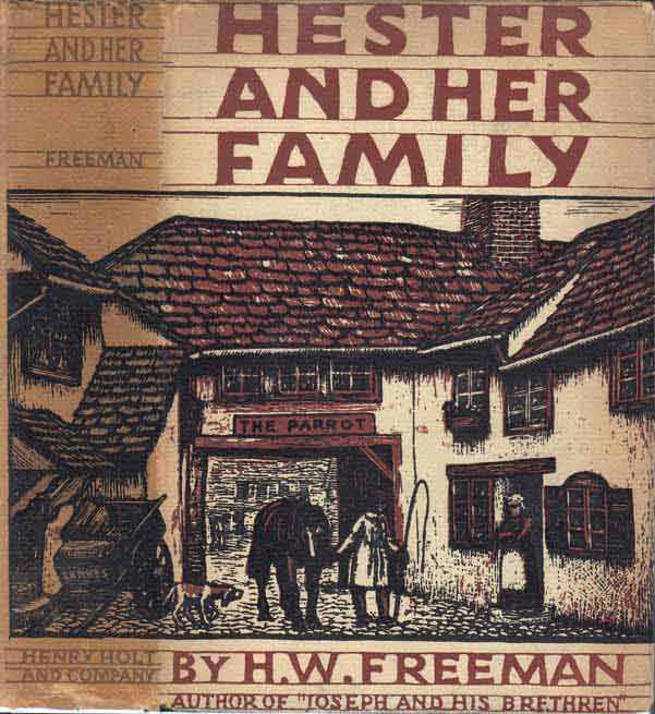 Hester and Her Family. H. W. FREEMAN.