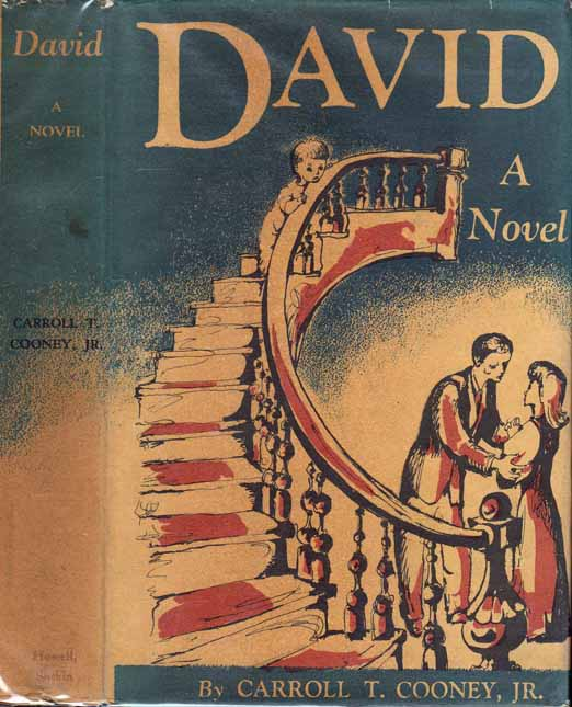 David, A Novel. Carroll T. Jr COONEY