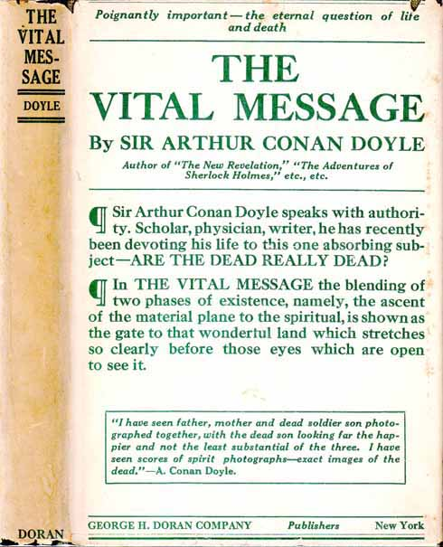 The Vital Message. Arthur Conan DOYLE