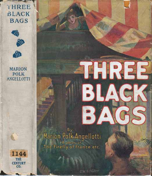 Three Black Bags. Marion Polk ANGELLOTTI