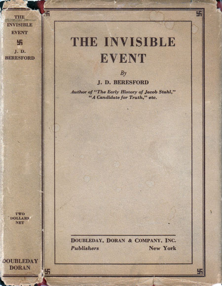 The Invisible Event. J. D. BERESFORD.