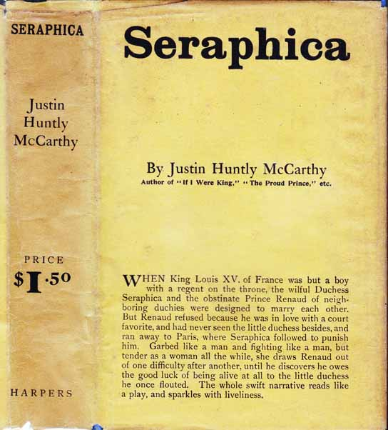 Seraphica. Justin Huntly McCARTHY