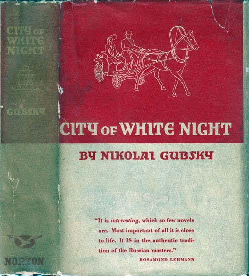 City of White Night. Nikolai GUBSKY
