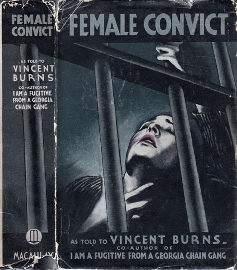Female Convict. Vincent BURNS.