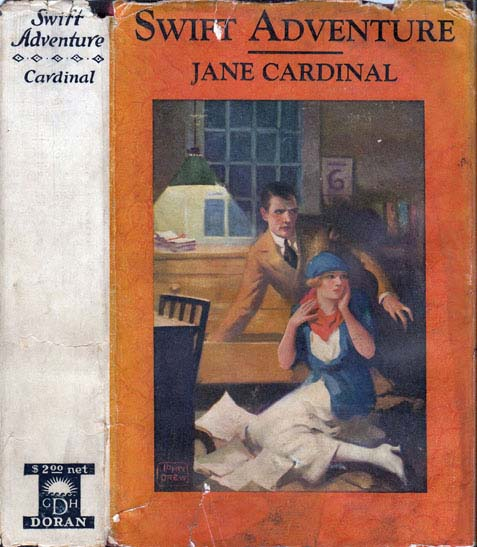 Swift Adventure. Jane CARDINAL.
