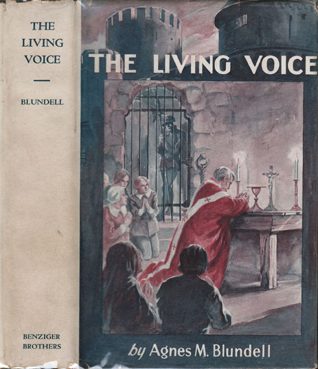 The Living Voice. Agnes M. BLUNDELL