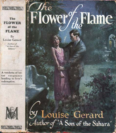 The Flower of the Flame. Louise GERARD