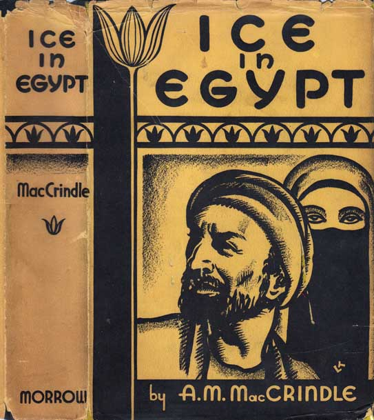 Ice in Egypt. A. M. MACCRINDLE